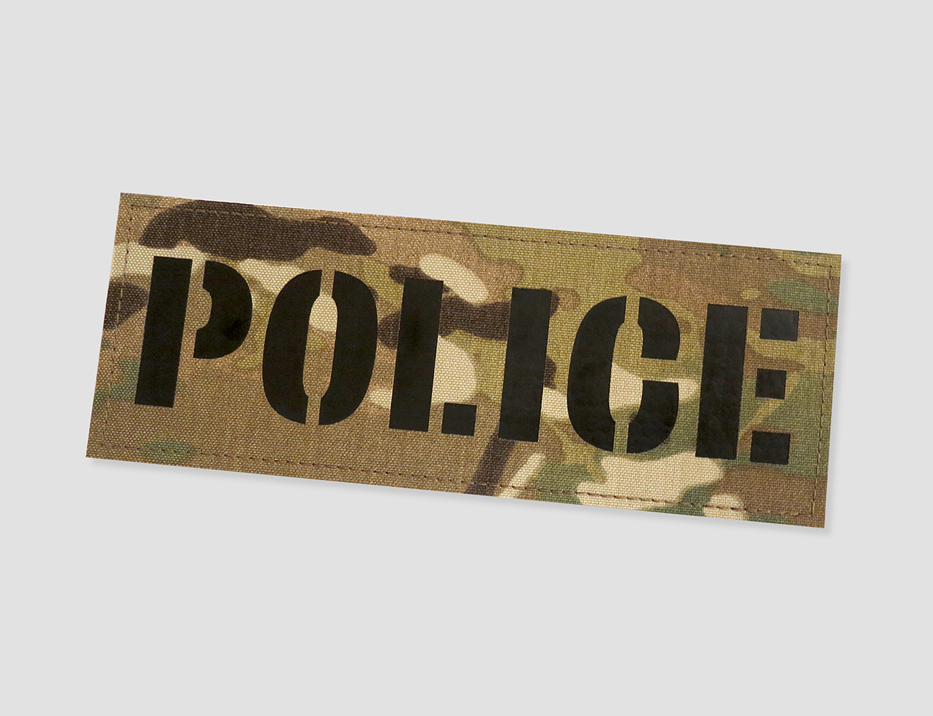 Police identifier velcro patches perroz designs