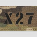 Call-Sign Velcro Patches