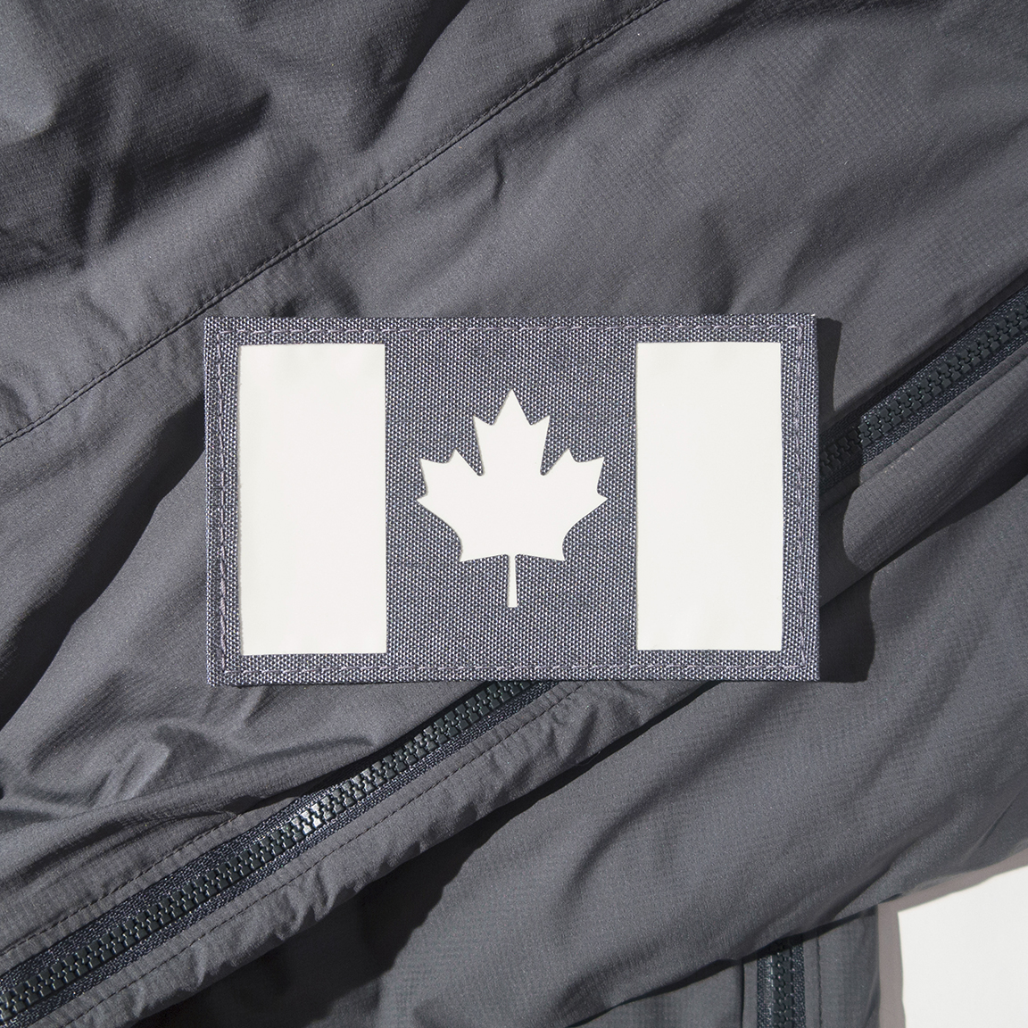 Canadian Flag Large Velcro Patches Perroz Designs