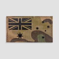 Australian Flag Velcro Patches