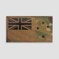 New Zealand Flag Velcro Patches