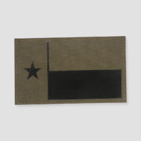 Texas Flag Large Velcro Patches